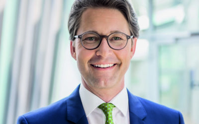 Neu im Blog: Bundesverkehrsminister Andreas Scheuer über die digitale Denke in der Logistik