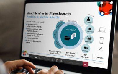 Verbände und Unternehmen sehen großes Potenzial im Open Source-»e-Frachtbrief«