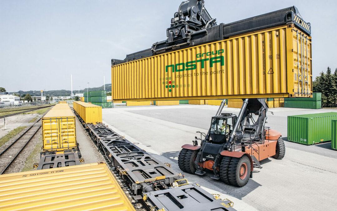 »e-Frachtbrief« holt Industriepartner NOSTA Group für Praxis-Input an Bord